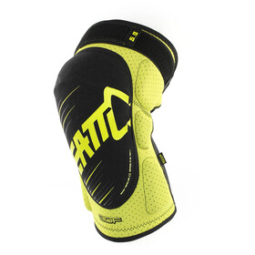 Leatt 3DF 5.0 Knee Guard Junior lime